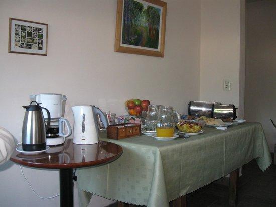 La Escampada : Desayuno buffet