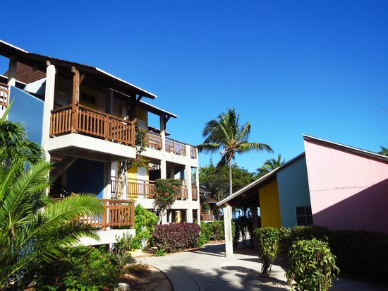 Club Med Turkoise, Turks & Caicos : Exterior of guest rooms
