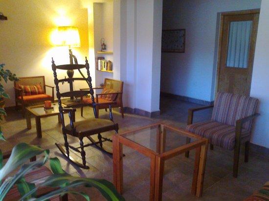 La Escampada : Sala de estar