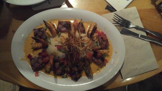 Bubba Gump Shrimp Co : Lt. Dan's Drunken Shrimp