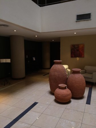 Casa Real Hotel: Loby