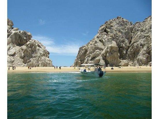 Playa del Amor : Lovers Beach Near El Arco
