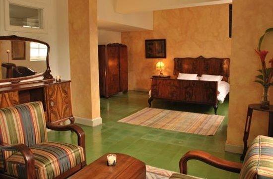 Hotel Mariscal Robledo: romantica