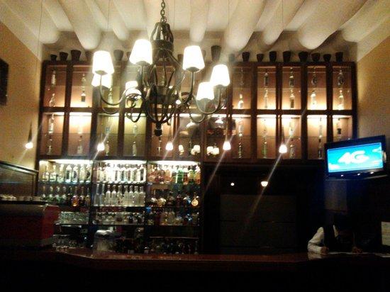 Casa Andina Premium Cusco: el bar