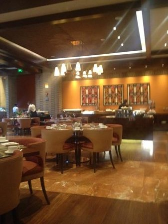 JW Marriott Hotel Bogota: dining area