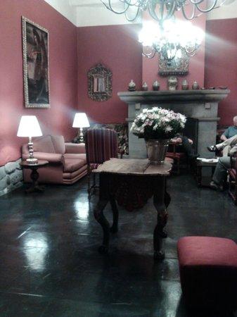 Casa Andina Private Collection Cusco: sala de descanso