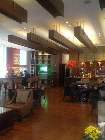 JW Marriott Hotel Bogota: great decor