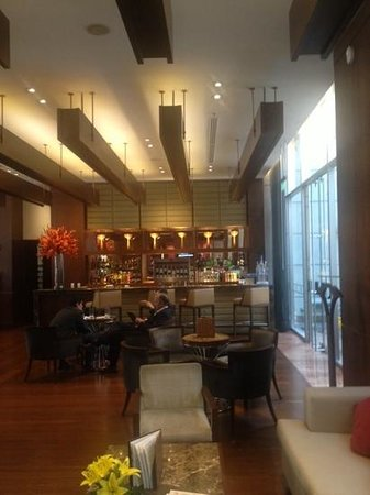 JW Marriott Hotel Bogota: cute bar