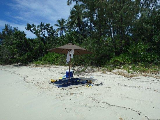 Yasawa Island Resort and Spa: Champagne Beach ...