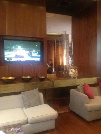 JW Marriott Hotel Bogota: feeling home
