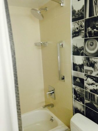Renaissance Washington, DC Downtown Hotel: ducha impecable