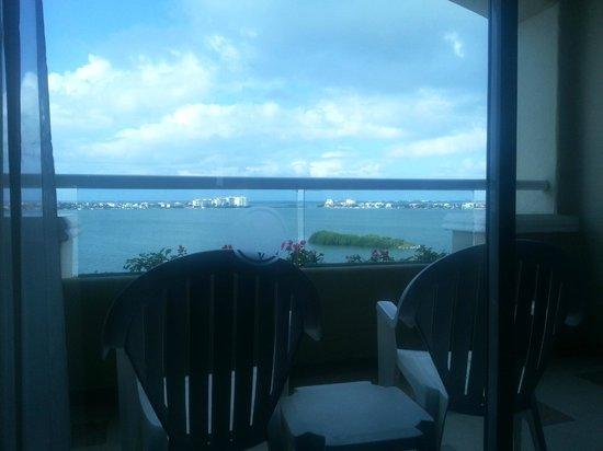 Gran Caribe Resort: room view