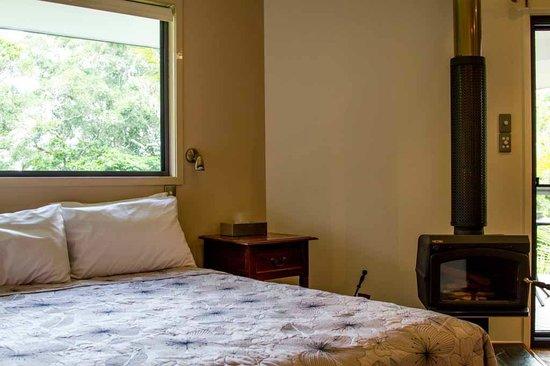 """Montville Grove: Inside """"Cabin"""""""