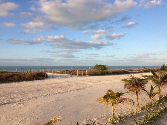 Villas HM Paraiso del Mar: Tra il lettino e il mare