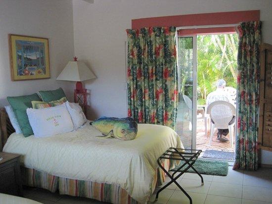 Ocean View Inn and Sports Pub: Our room