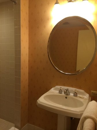 Omni Parker House: Bathroom 2