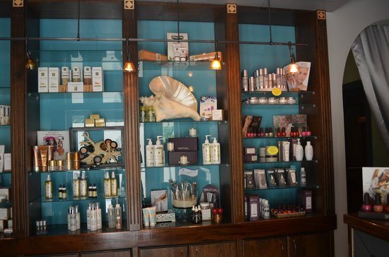 Drift Away Day Spa: Eminence, Jane Iredale, Spa Ritual Products