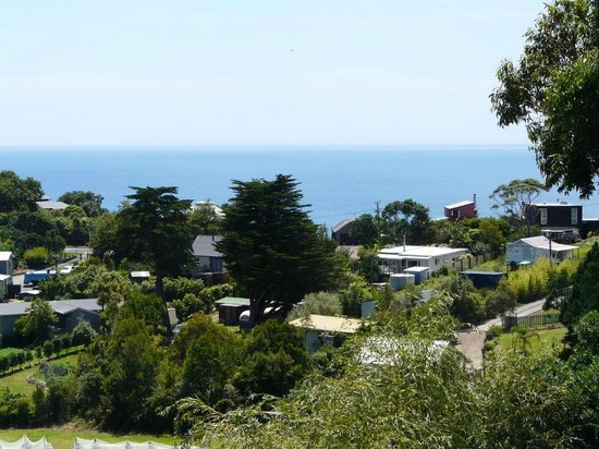 Casita Miro: The view