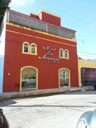 Las Americas: Hotel Las Américas