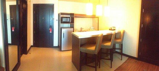 Widus Hotel and Casino : Junior suite