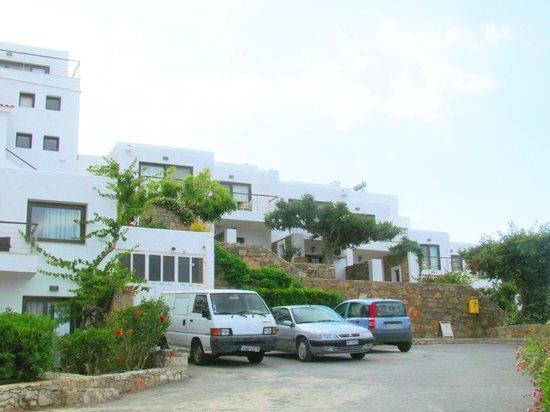 Elounda Ilion Hotel : Центральный корпус