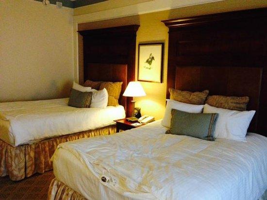 Omni Barton Creek Resort & Spa: lo mejor del hotel: sus camas