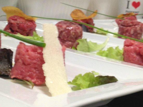 Convivium: Piemonte Steak Tartare