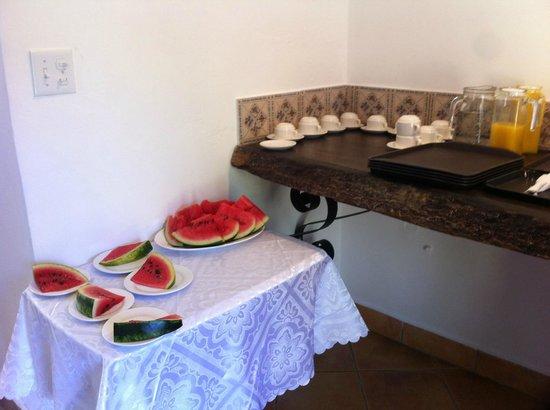 Hotel Refugio de Montana: Breakfast