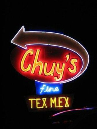 Chuy's Restaurant : Chuy's Neon Sign