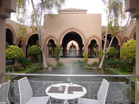 Pullman Marrakech Palmeraie Resort and Spa: jardin