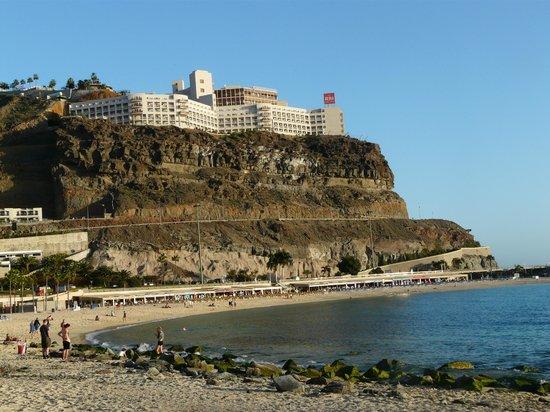 ClubHotel Riu Vistamar: playa amadores