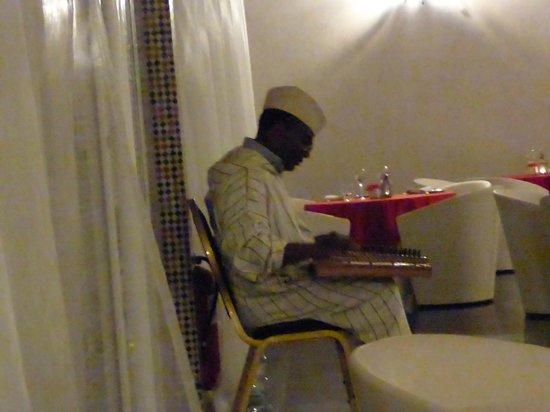 Pullman Marrakech Palmeraie Resort and Spa : resto marocain.