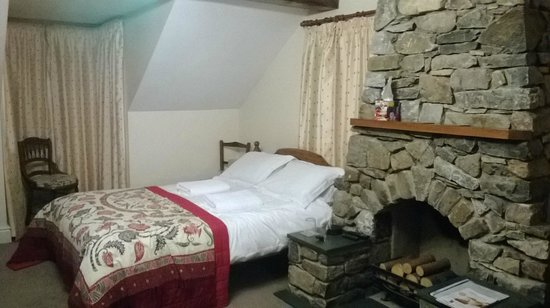 Coed Cae Bed & Breakfast: the family bedroom