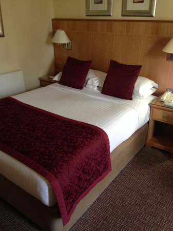 Savill Court Hotel & Spa : Bedroom
