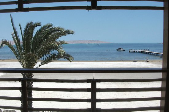 DoubleTree Resort by Hilton Hotel Paracas - Peru: View from our room