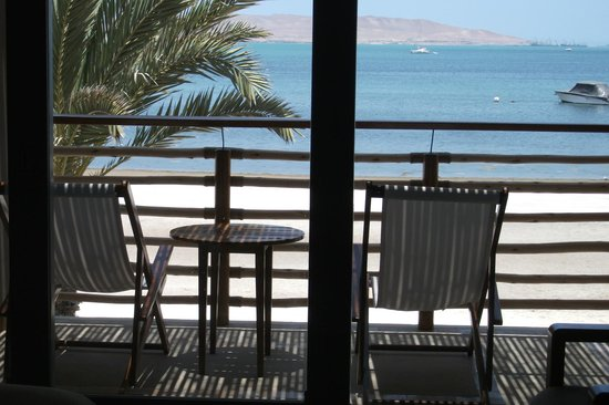 DoubleTree Resort by Hilton Hotel Paracas - Peru: View of Bay from our room
