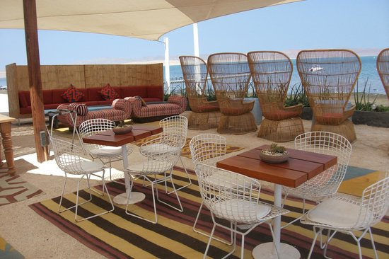 DoubleTree Resort by Hilton Hotel Paracas - Peru: Beach bar