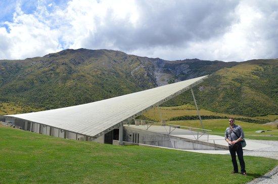Queenstown Wine Trail: Peregrine Winery, Otago