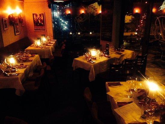 Bellucci Italian Restaurant & Cocktail Bar: Private Dining