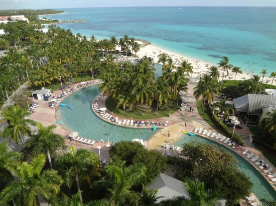 Grand Lucayan, Bahamas: View from the 10th floor