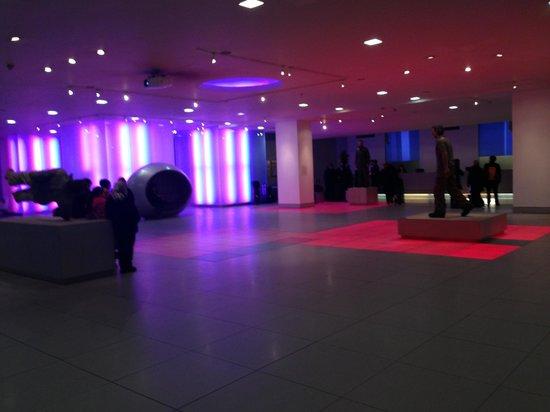 The Cumberland : The main lobby