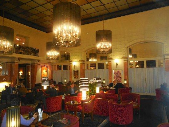 Hôtel Lutetia : Lounge