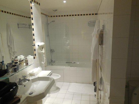 Hôtel Lutetia : Bath
