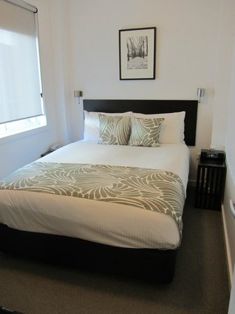 Alto Hotel on Bourke: Queen bed - 1 bedroom apartment