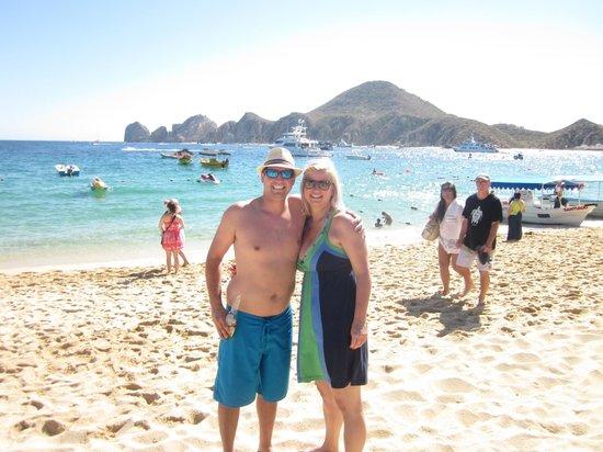 Hacienda Encantada Resort & Spa: Cabo Beach