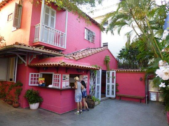 Bonita Ipanema Pousada & Hostel: Recepção