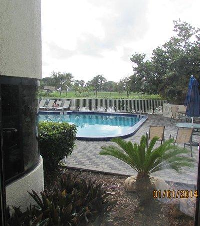 Sheraton Miami Airport Hotel & Executive Meeting Center: piscina
