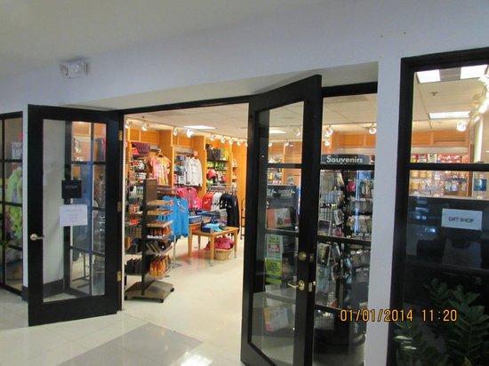 Sheraton Miami Airport Hotel & Executive Meeting Center: loja de souvenirs