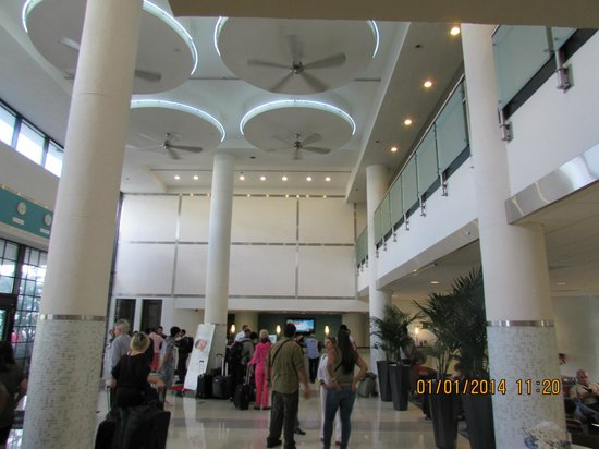 Sheraton Miami Airport Hotel & Executive Meeting Center: hall