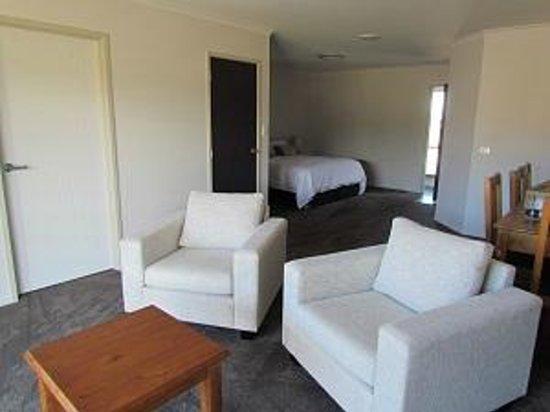 Tongariro Suites at The Rocks: Ruapehu Suite